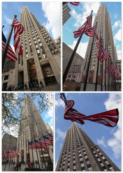 Rockefeller Center by DicksPics