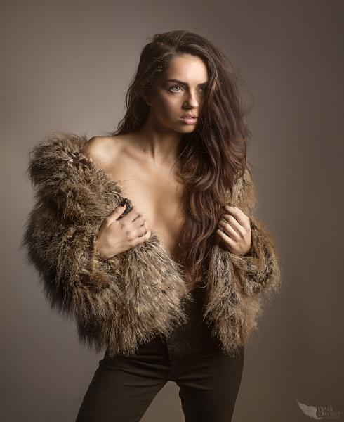 Fur coat by paulbaybutphotography