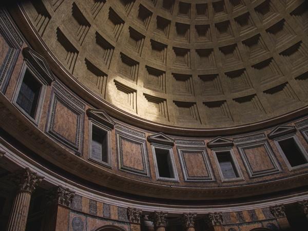 Pantheon by victorburnside