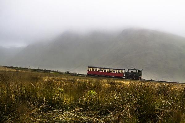 Snowdon Mountain Railway by guitarman74uk