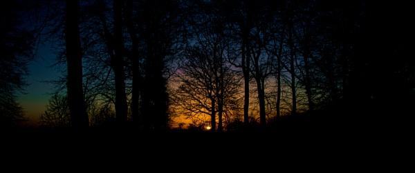 Sunrise Over Swillington by Loudon