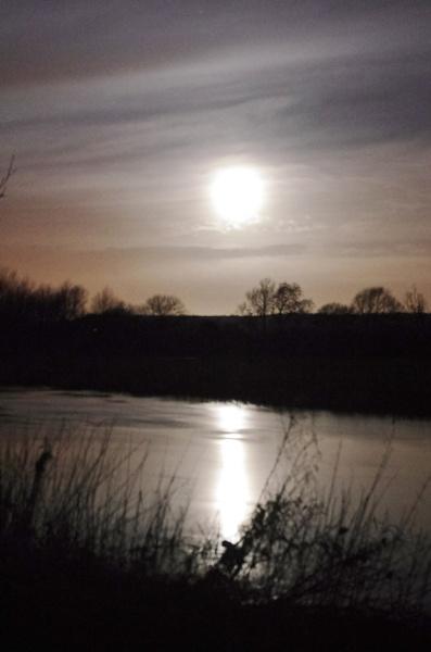 Moon River by blakeyguin