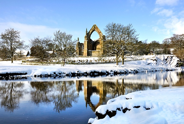 Bolton Priory by albinoni