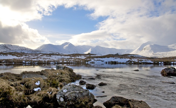 Rannoch Moor by PaulLiley