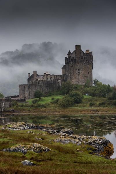 Eilean Donan Castle by Kim Walton