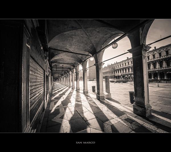 San Marco by celestun