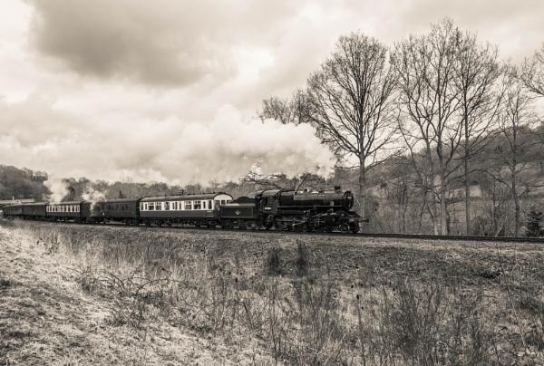 Severn Valley Railway by Kilmas