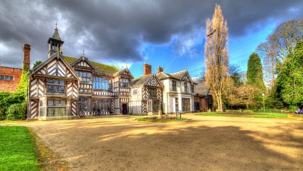 Wythenshawe Hall by toewrag