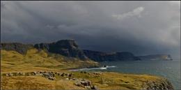 Waternish Head, Skye.