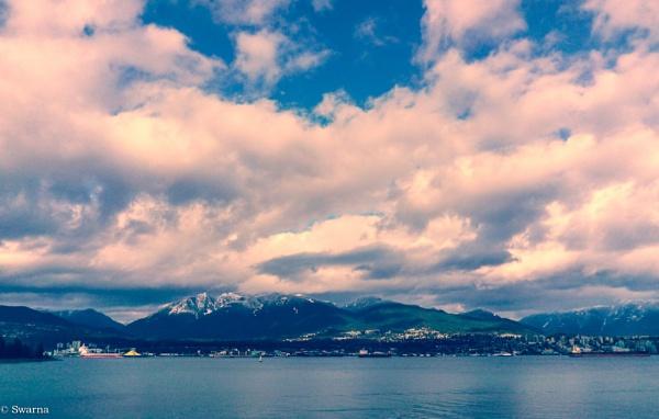 Clouds by Swarnadip
