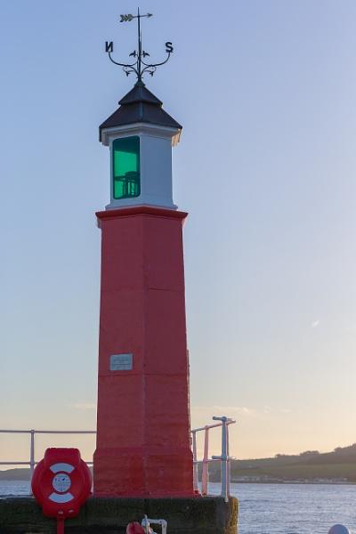 Watchet Harbour by livinglevels