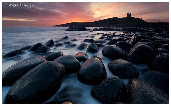 Dunstanburgh Dawn by Photolee