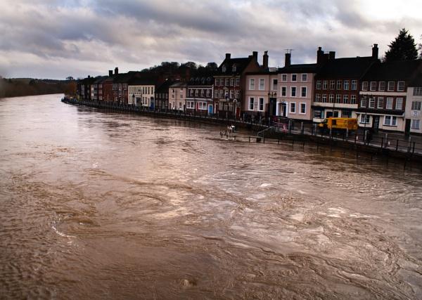 Bewdley Flood by mommablue