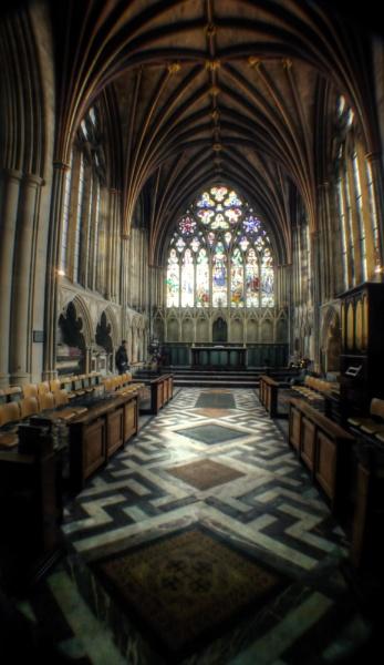 The Lady Chapel by Hamlin