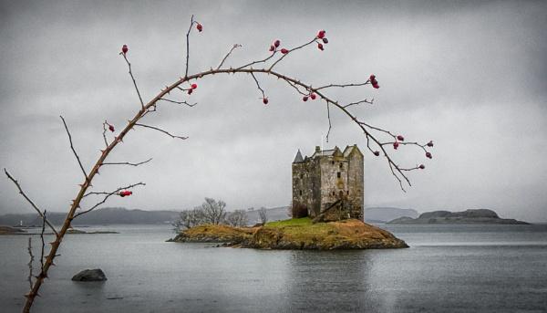 Stalker Castle by AnneB50
