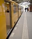 Berlin S Bahn train by maggietear