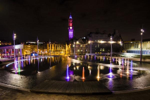 Bradford City Park by Fotomanic1