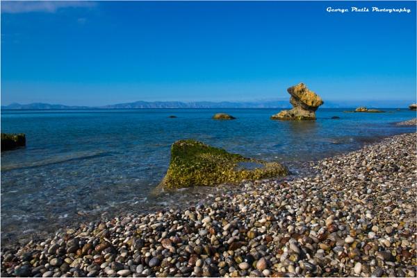 Beach by GeorgePlatis