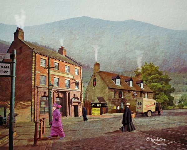 An Edwardian Town II by Stuart1956