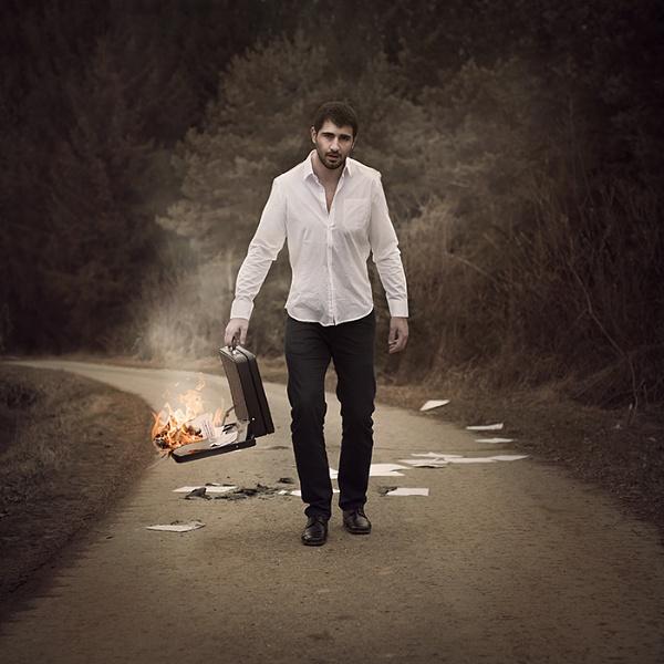 Burned Life (Dream Series) by Michal_Zahornacky