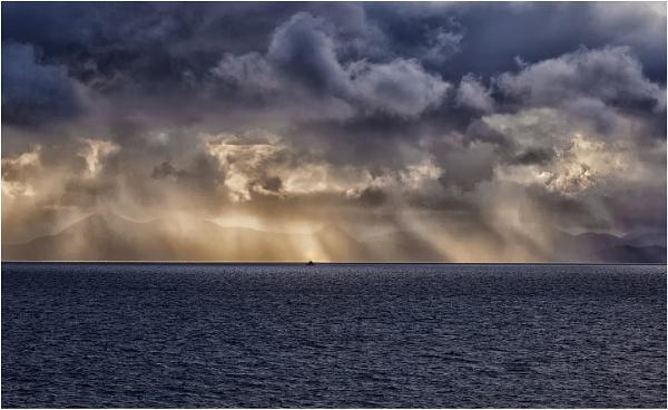 Storm over Skye