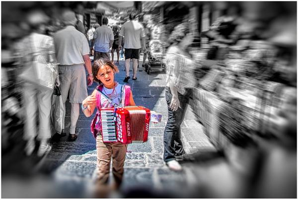 The Street Artist by jason_e
