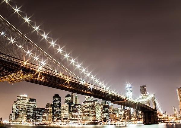 Brooklyn Bridge by guitarman74uk
