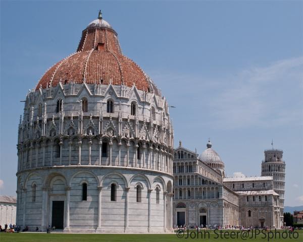 Pisa - Piazza de Miracoli by SkySkape