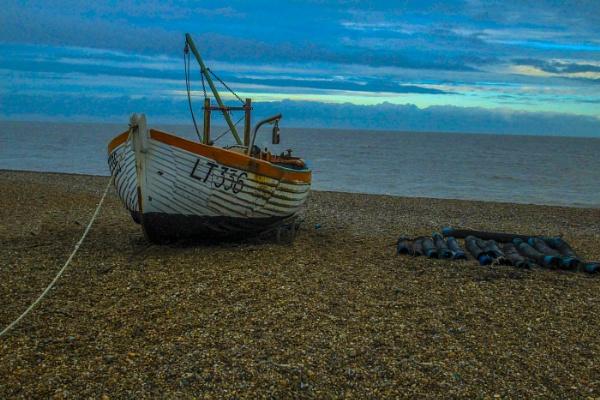 Alderborough beach by brendish