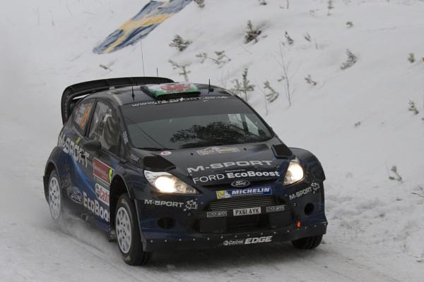 Evans @ Rally Sweden by boghopper