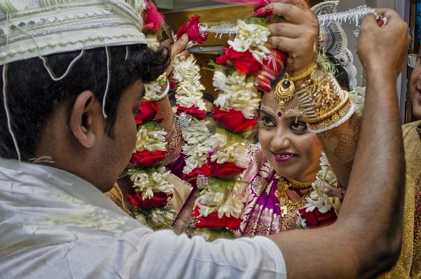Bengali Wedding Photography.. by anand_lepcha