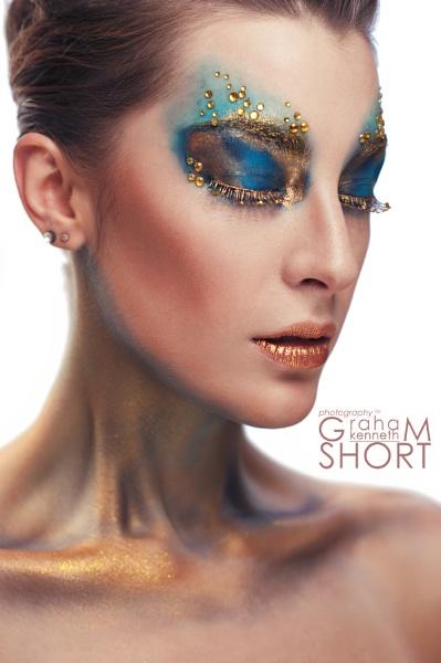 Azure & Gold by GManShorty