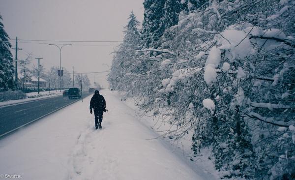 Walk Unafraid! by Swarnadip