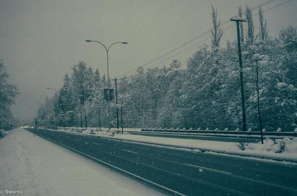 Winter 2014 - II by Swarnadip