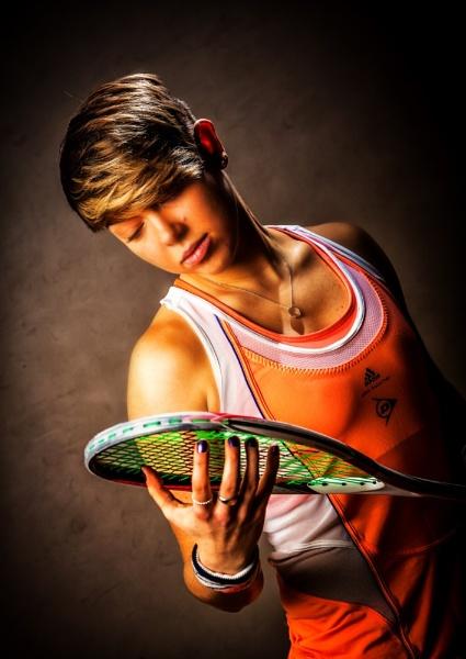 Lisa\'s Racquet by ade_mcfade