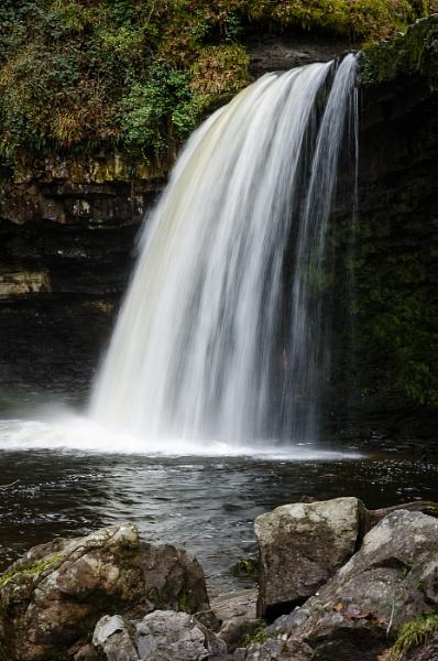 Sgwd Gwladus Waterfall by AnneB50