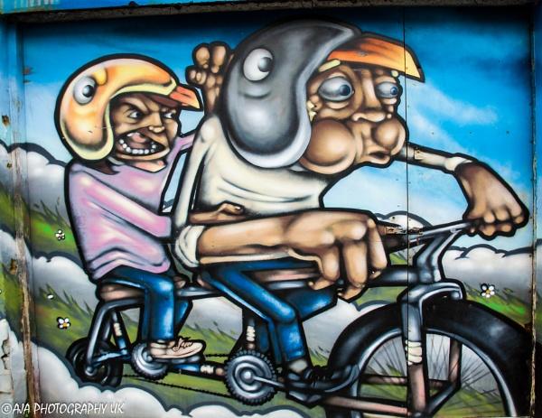 Tandem Graff by eyelevelphotographyuk