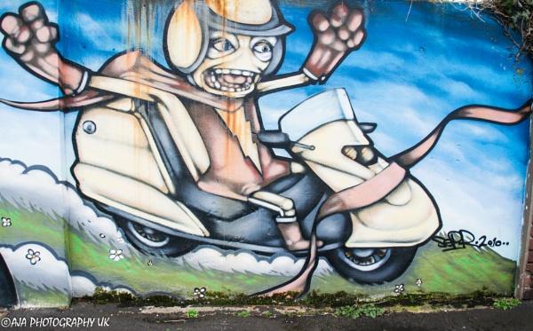 No Brakes!!!!! by eyelevelphotographyuk