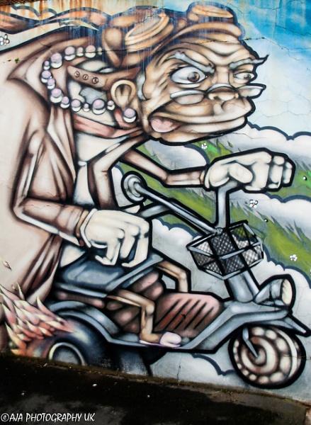 Grandma Graff by eyelevelphotographyuk