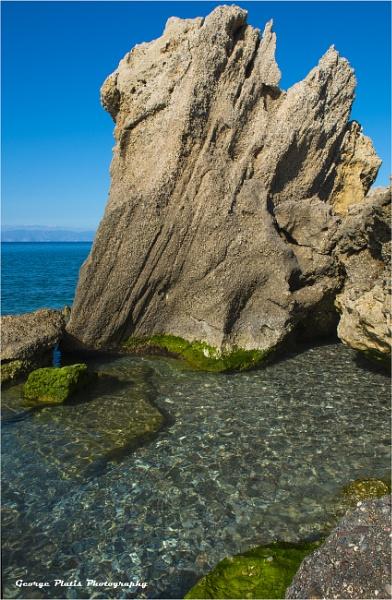 The Rock by GeorgePlatis