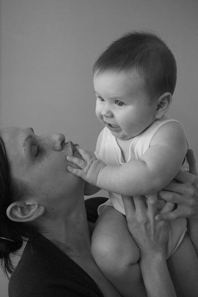 with mummy by psjekel