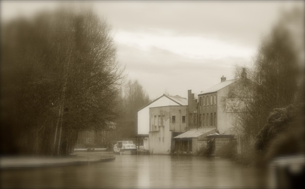 Bridgewater Canal - ç by Migster