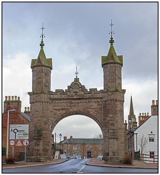 The Royal Arch by lenocm