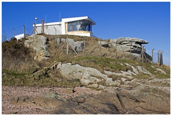 Fife Ness Lighthouse by lenocm