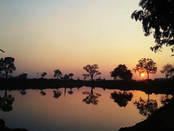 Sunset by manish_agarwal