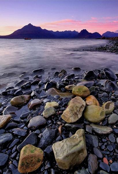 elgol rocks by davidcollins