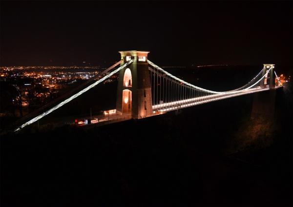 cliffton suspenson bridge by smilly