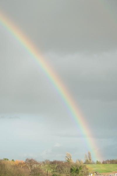 Simply a rainbow by Phantom7