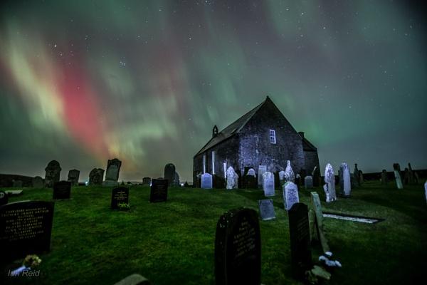 Aurora in shetland by ireid7