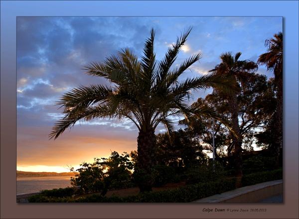 Sunrise Magic by LynneJoyce